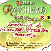 Play & Download 50 Exitos Rancheros  Duetos Famosos by Various Artists | Napster