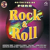 45 EXITOS DE PURO ROCK and ROLL by Various Artists