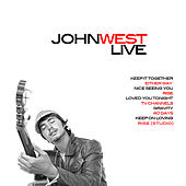 Play & Download Live by John West | Napster