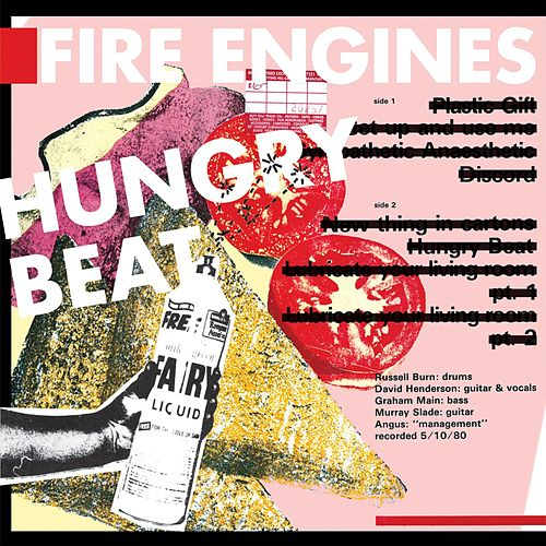 Play & Download Hungry Beat by Fire Engines | Napster