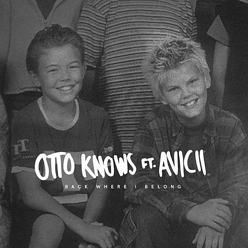 Back Where I Belong (feat. Avicii) by Otto Knows