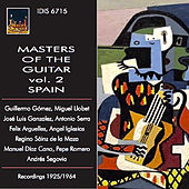 Masters of the Guitar, Vol. 2: Spain by Various Artists