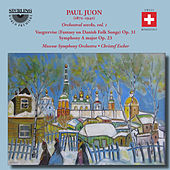 Juon: Orchestral Works, Vol. 1 by Moscow Symphony Orchestra