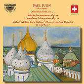 Play & Download Juon: Orchestral Works, Vol. 2 by Various Artists | Napster