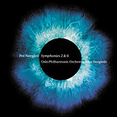 Nørgård: Symphonies Nos. 2 & 6 by Oslo Philharmonic Orchestra