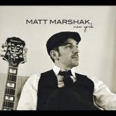 New York by Matt Marshak