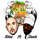 Play & Download Party Time (feat. Sizzla) by Blizz   Napster