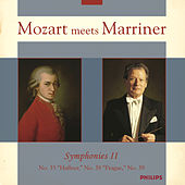 Mozart Meets Marriner: The Symphonies II by Academy Of St. Martin-In-The-Fields (1)