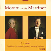 Mozart Meets Marriner: Serenades by Various Artists