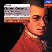 Mozart: Clarinet Concerto; Oboe Concerto; Bassoon Concerto by Various Artists