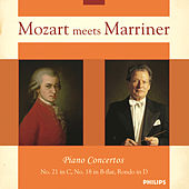Play & Download Mozart Meets Marriner: Piano Concertos by Alfred Brendel | Napster