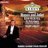 Prokofiev: Romeo & Juliet - (highlights) by St Petersburg Kirov Orchestra