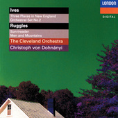 Play & Download Ives: 3 Places In New England; Orchestral Set No. 2 - Ruggles: Sun-Treader; Men And Mountains - Crawford: Andante by Various Artists | Napster