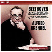 Play & Download Beethoven: Piano Sonatas Nos.26 & 29 by Alfred Brendel | Napster
