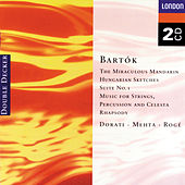 Play & Download Bartók: Miraculous Mandarin/Music for Strings, Percussion & Celesta etc by Various Artists | Napster