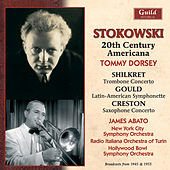 Leopold Stokowski: 20th Century Americana (Live) by Various Artists