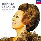 Play & Download A Tebaldi Festival by Renata Tebaldi | Napster