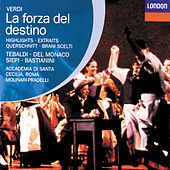 Play & Download Verdi: La Forza del Destino (highlights) by Various Artists | Napster