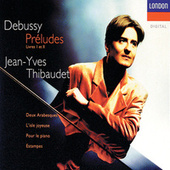 Debussy: Complete Works for Solo Piano, Vol.1 by Jean-Yves Thibaudet