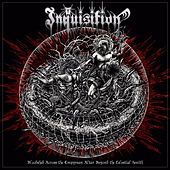 Bloodshed Across the Empyrean Altar Beyond the Celestial Zenith by Inquisition