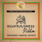 Play & Download Righteousness Riddim by Various Artists | Napster