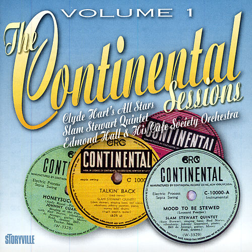 The Continental Sessions Vol. 1 by Edmond Hall