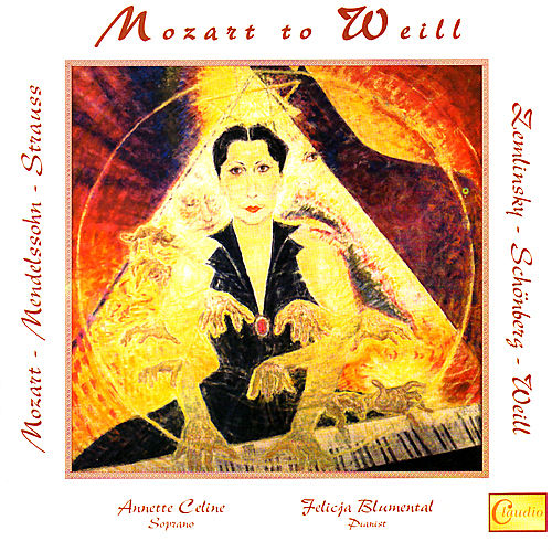 Play & Download Mozart to Weill by Felicja Blumental | Napster