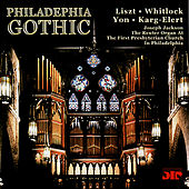 Play & Download Philadelphia Gothic, Jackoson Plays The Reuter Organ by Joseph Jackson   Napster