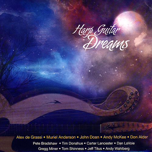Harp Guitar Dreams by Various Artists