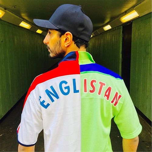 Englistan by Riz MC