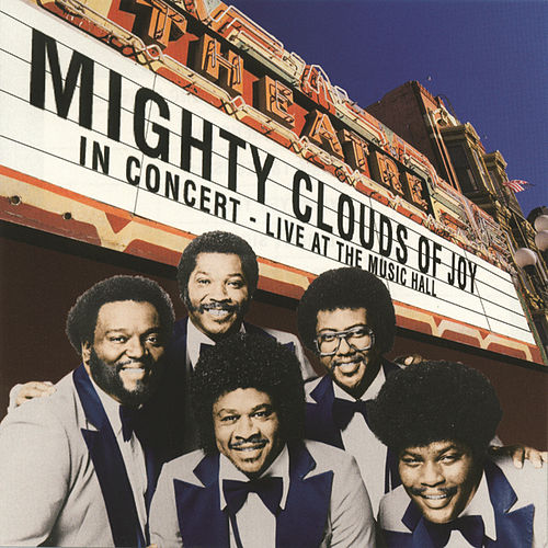Live At The Music Hall by The Mighty Clouds of Joy
