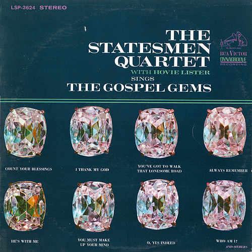 Play & Download The Gospel Gems by The Statesmen Quartet | Napster