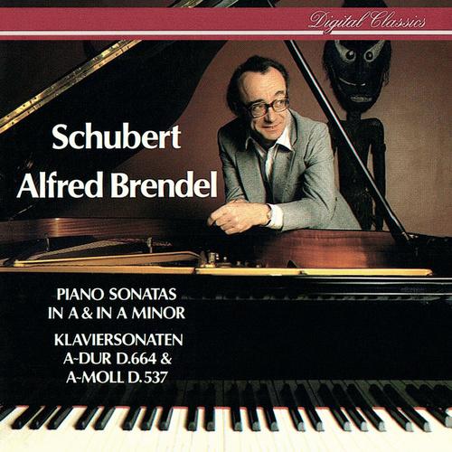 Play & Download Schubert: Piano Sonatas Nos. 4 & 13 by Alfred Brendel | Napster