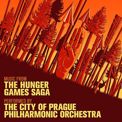 Play & Download Music from the Hunger Games Saga by City of Prague Philharmonic | Napster