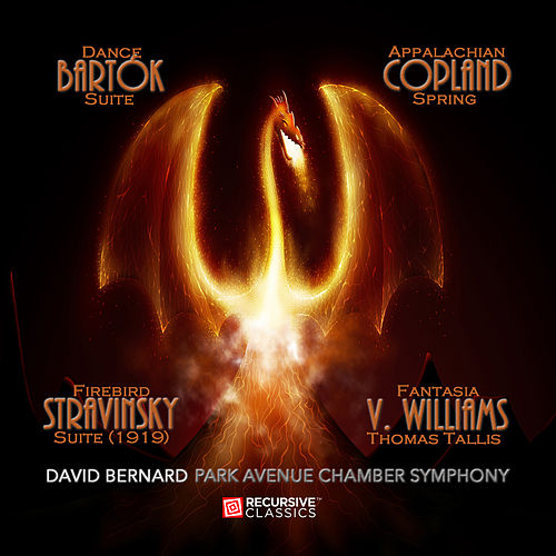 Play & Download Bartók, Copland, Stravinsky & Vaughan Williams: Orchestral Works (Live) by Park Avenue Chamber Symphony | Napster