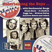 Entertaining the Boys with Sentimental Songs: The V-Discs of the American Forces, Vol. 1 (HD Remastered 2016) by Various Artists