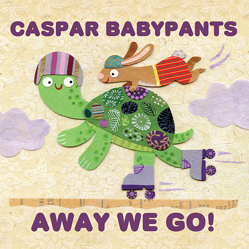 Away We Go! de Caspar Babypants