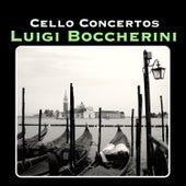 Boccherini: Cello Concertos by Lisbon Chamber Orchestra