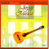 Joyas de la Música, Vol. 40 by Wiener Philharmoniker