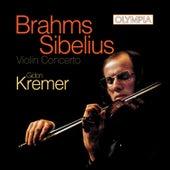 Play & Download Brahms & Sibelius: Violin Concertos by Gidon Kremer | Napster