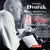 Play & Download Dvořák: Piano Quintets Nos.1 & 2 by Sviatoslav Richter | Napster
