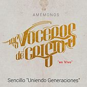 Play & Download Amémonos (En Vivo) by Los Voceros de Cristo | Napster