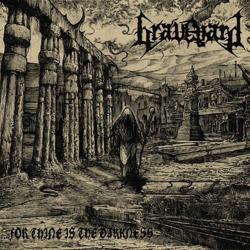 ... For Thine Is the Darkness by Graveyard