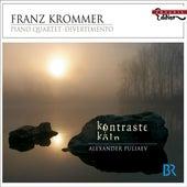KROMMER, F.: Divertimento in  F major, Op. 96 / Piano Quartet in E flat major, Op. 95 (Puliaev, Kontraste Koln) by Various Artists
