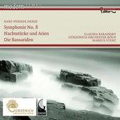 HENZE, H.W.: Symphony No. 8 / Nachtstucke und Arien / Die Bassariden: Adagio, Fuge und Manadentanz (Barainsky, Cologne Gurzenich Orchestra, Stenz) by Various Artists