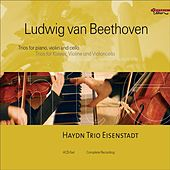BEETHOVEN, L.: Piano Trios (Complete) (Eisenstadt Haydn Trio) by Eisenstadt Haydn Trio