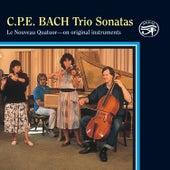 Play & Download C.P.E Bach: Trio Sonatas on Original Instruments by Le Nouveau Quatuor | Napster