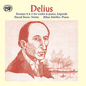 Play & Download Delius: Violin & Piano Sonatas by Allan Schiller | Napster