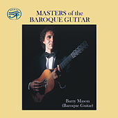 Masters of the Baroque Guitar by Barry Mason