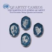 Play & Download Quartet Cameos of Ten Favourite String Quartet Movements by Dartington String Quartet | Napster